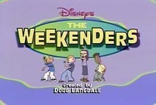 Disney's The Weekenders Episode Guide Logo