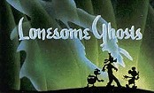 Lonesome Ghosts Picture Into Cartoon