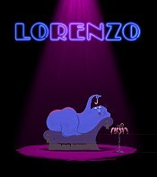 Lorenzo Cartoon Picture