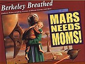 Mars Needs Moms Free Cartoon Picture
