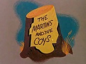The Martins And The Coys Picture To Cartoon