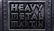 Heavy Metal Mater Cartoon Character Picture