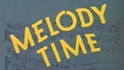 Melody Time Picture Into Cartoon