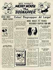 The Dognapper Cartoon Pictures