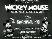 The Karnival Kid Cartoon Character Picture