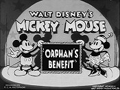 Orphan's Benefit Cartoon Picture