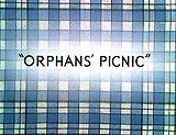 Orphans' Picnic Pictures Of Cartoons