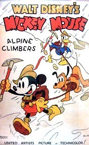 Alpine Climbers Picture Of Cartoon