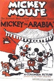 Mickey In Arabia Cartoon Picture