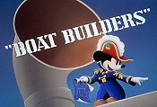 Boat Builders Cartoon Picture