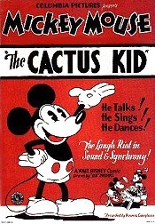 The Cactus Kid Cartoon Picture
