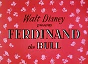 Ferdinand The Bull Video