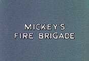 Mickey's Fire Brigade Picture Of Cartoon