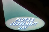 Pluto's Judgement Day Cartoon Picture