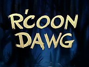 R'coon Dawg Cartoon Character Picture