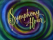 Symphony Hour Cartoon Picture