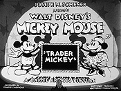 Trader Mickey Cartoon Picture