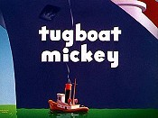 Tugboat Mickey Cartoon Picture