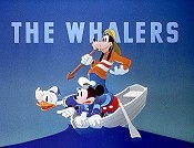 The Whalers Cartoon Picture