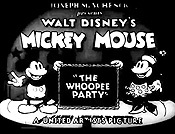 The Whoopee Party Cartoon Picture