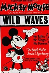 Wild Waves Picture Of Cartoon