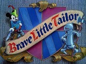 Brave Little Tailor Cartoon Picture