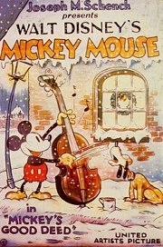 Mickey's Good Deed The Cartoon Pictures