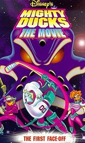 Mighty Ducks The Movie: The First Face-Off Picture To Cartoon
