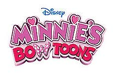 Minnie Bow-Toons Episode Guide Logo