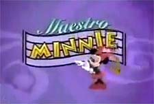 Maestro Minnie Episode Guide Logo
