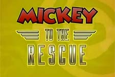 Mickey to the Rescue Episode Guide Logo