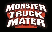 Monster Truck Mater Picture Into Cartoon