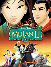 Mulan II Picture Into Cartoon