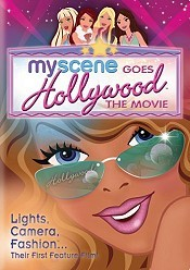 My Scene Goes Hollywood Cartoon Picture