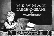 Newman Laugh-O-grams  Logo