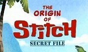 The Origin Of Stitch Cartoon Character Picture