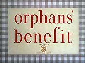 Orphans' Benefit Cartoon Picture