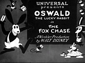The Fox Chase Picture Into Cartoon