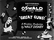 Great Guns! The Cartoon Pictures