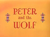 Peter And The Wolf Picture Of Cartoon