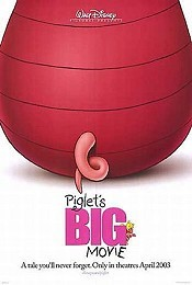 Piglet's BIG Movie Pictures To Cartoon