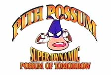 Pith Possum: Super-Dynamic Possum of Tomorrow Episode Guide Logo