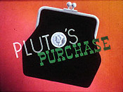 Pluto's Purchase Cartoon Picture