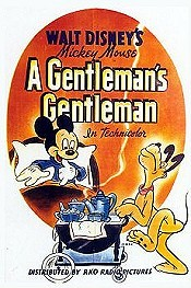A Gentleman's Gentleman Cartoon Picture