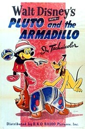 Pluto And The Armadillo Free Cartoon Picture