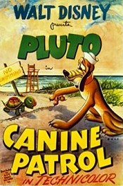 Canine Patrol Free Cartoon Picture