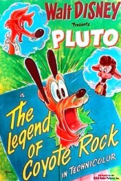 The Legend Of Coyote Rock Cartoon Picture