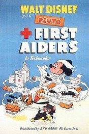 First Aiders Picture To Cartoon