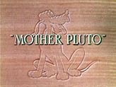 Mother Pluto Cartoon Character Picture