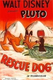 Rescue Dog Cartoon Character Picture